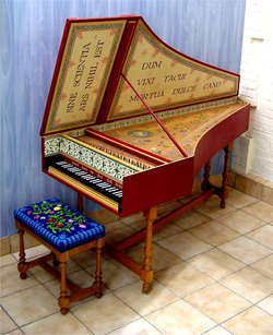 History of Harpsichord